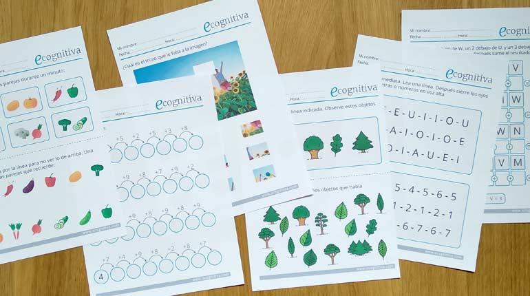 cuadernos de estimulacion cognitiva gratis