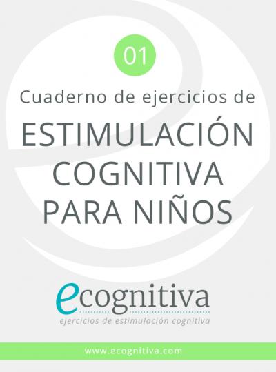 estimulacion cognitiva para niños pdf