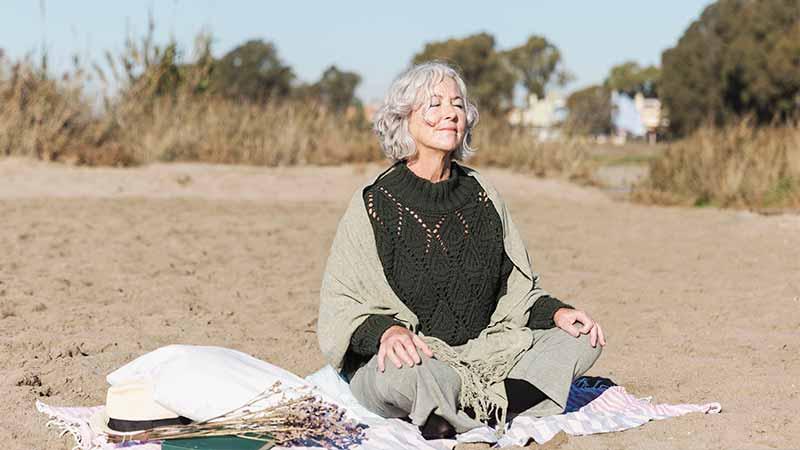 beneficios de la meditacion en personas mayores
