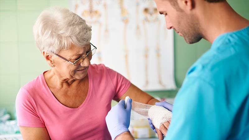 cuidados y emergencias sanitarias