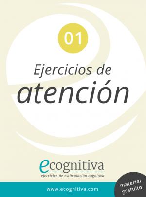 ejercicios de atención pdf