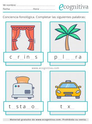conciencia fonológica para adultos