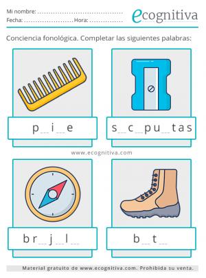 conciencia fonológica para mayores