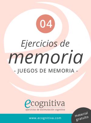 juegos de memoria pdf