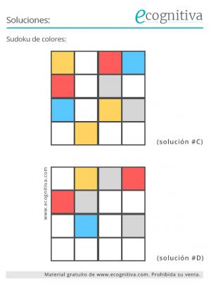 colorear sudoku junio 21