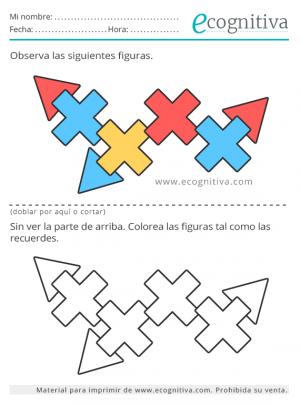 ecognitiva colores y formas