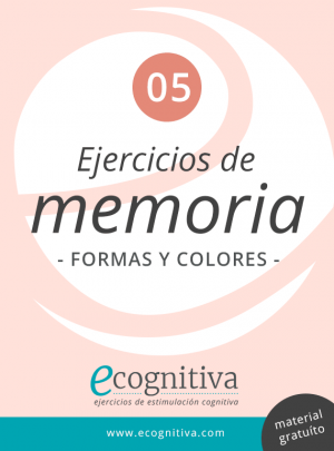 ejercicios de memoria con formas y colores pdf