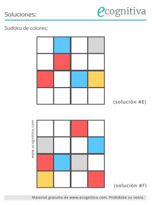 estimulacion cognitiva sudoku junio 21