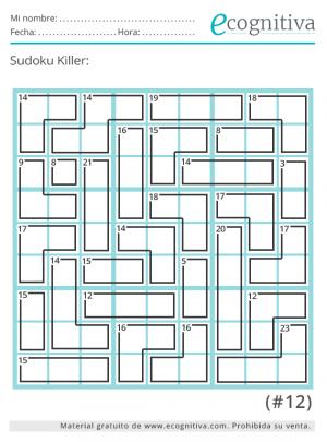 jugar killersudoku gratis