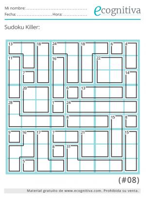 killersudoku