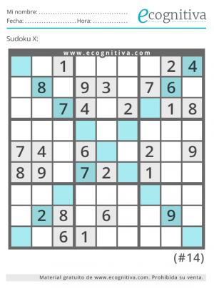 libro sudoku x gratis