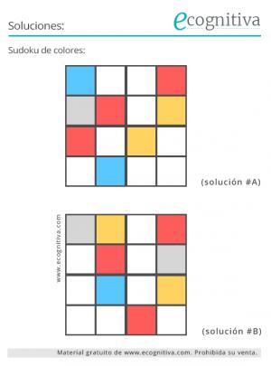 sudoku colores junio 21