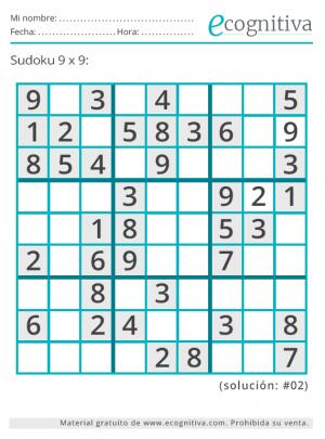 sudoku junio