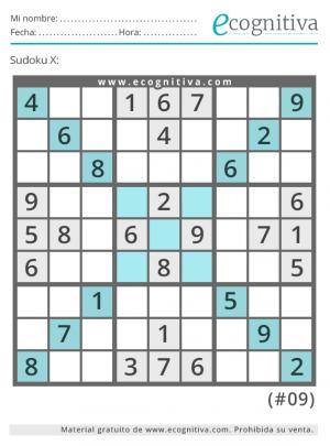 sudoku x gratis