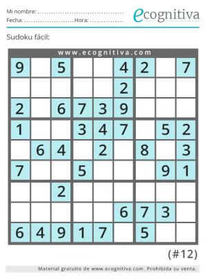 principiantes sudoku