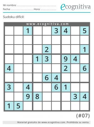 resolver sudoku dificiles en pdf
