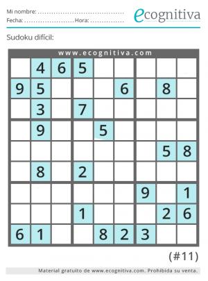 sudoku complicados