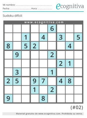 sudoku dificil