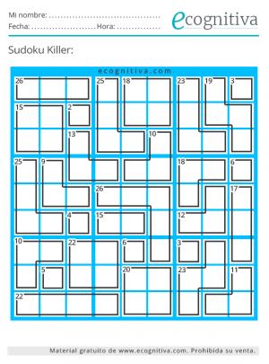 sudoku killer julio 21