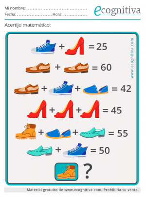 acertijos matemáticos con respuesta