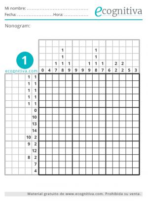 puzzle nonogram