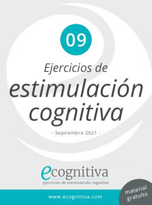 estimulacion cognitiva septiembre 2021
