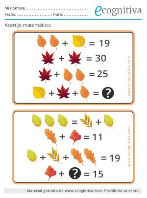 acertijos matematicos 21