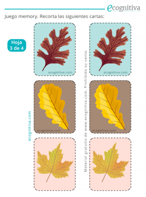 memory otoño